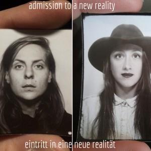 Admission to a new Reality - Eintritt in eine neue Realität